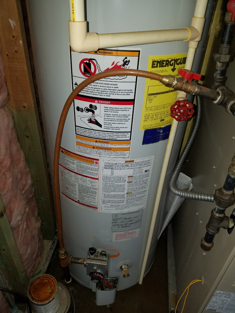 Water Heater, the Clog Dawg Plumbing inc