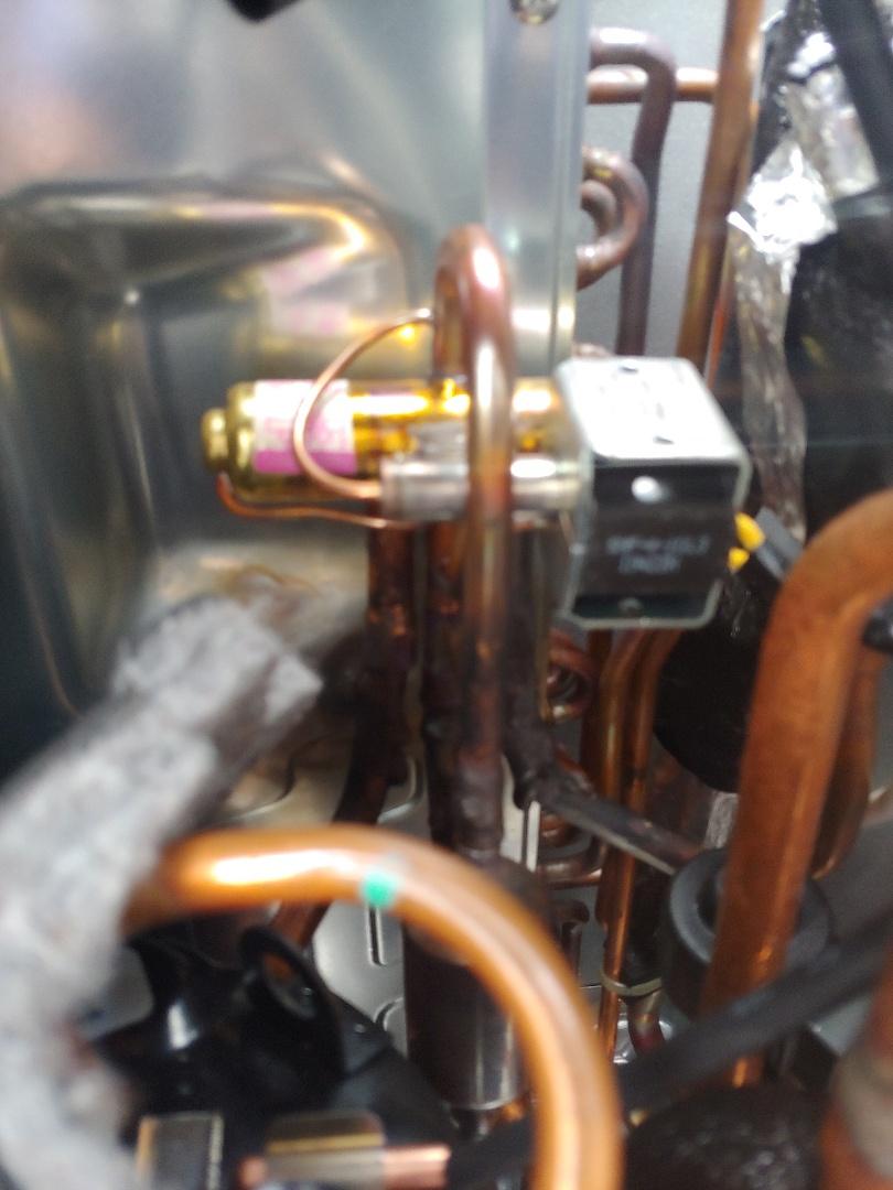 Houston, TX - Repair Reversing valve on a heat pump