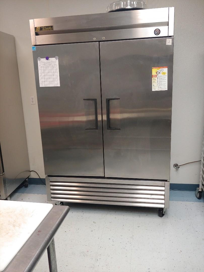 Houston, TX - True air cooled freezer repair