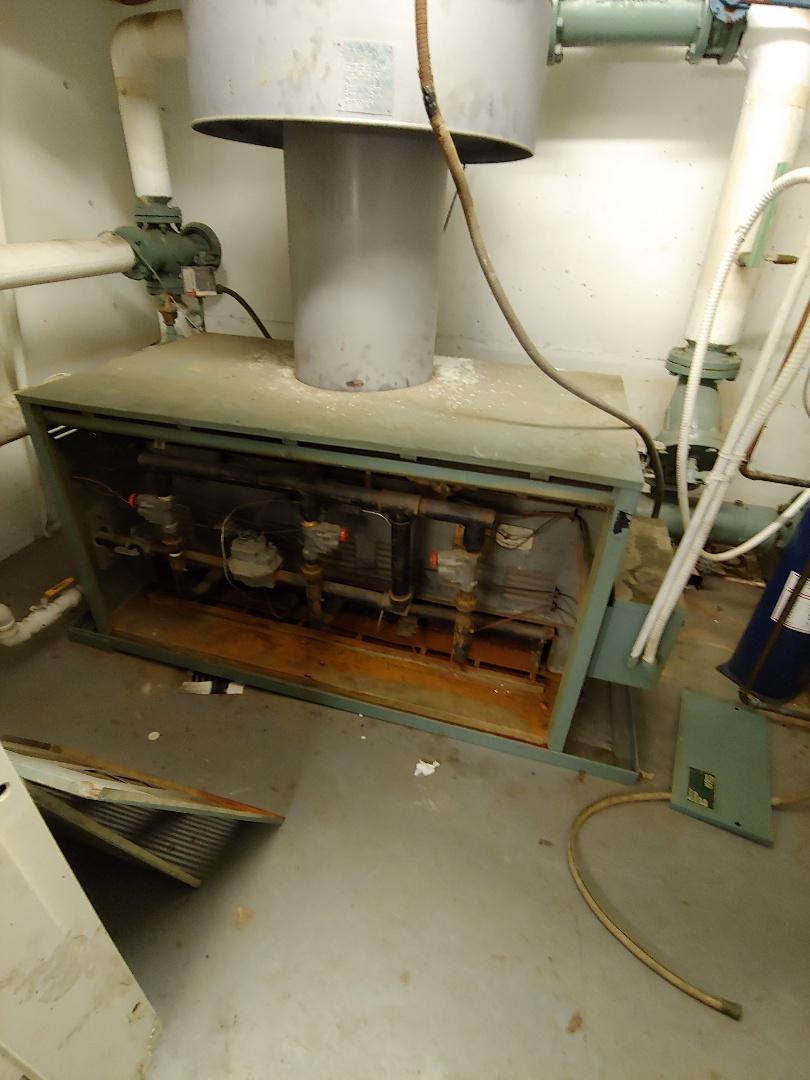 Houston, TX - Trouble shooting old raypak boiler