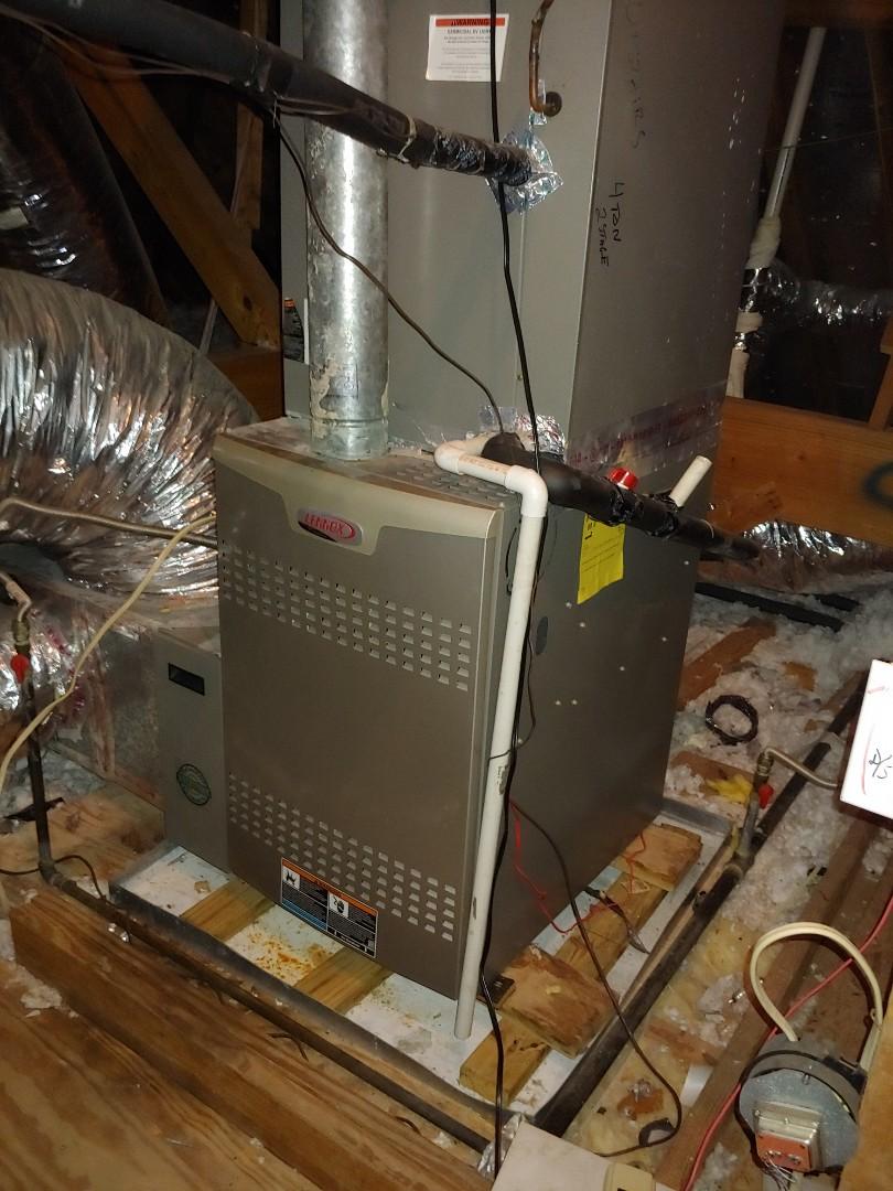 Bellaire, TX - Lennox heat checks