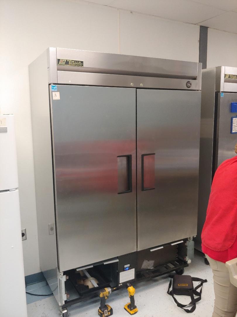Houston, TX - 2 door true to freezer repair