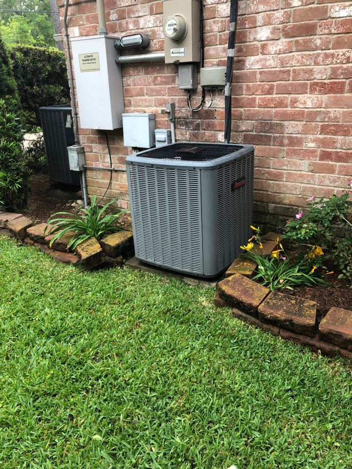Houston, TX - Performed system inspection due to tripped breaker