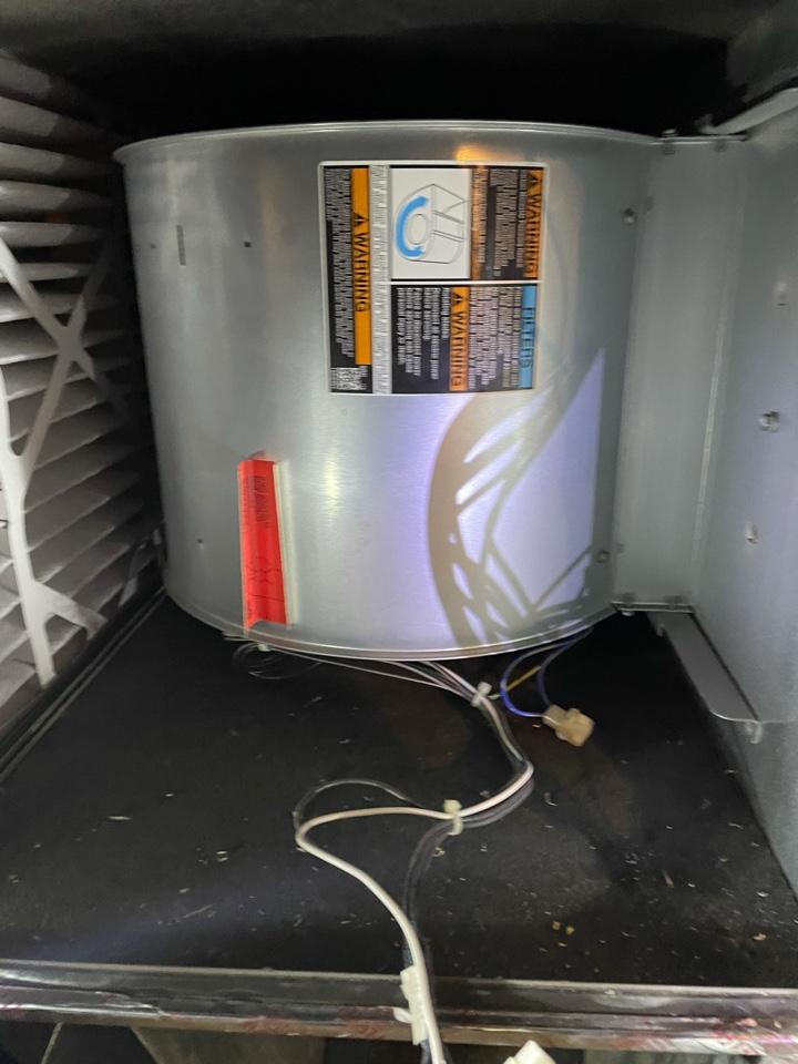 Houston, TX - Replace Blower motor on Lennox Furnace