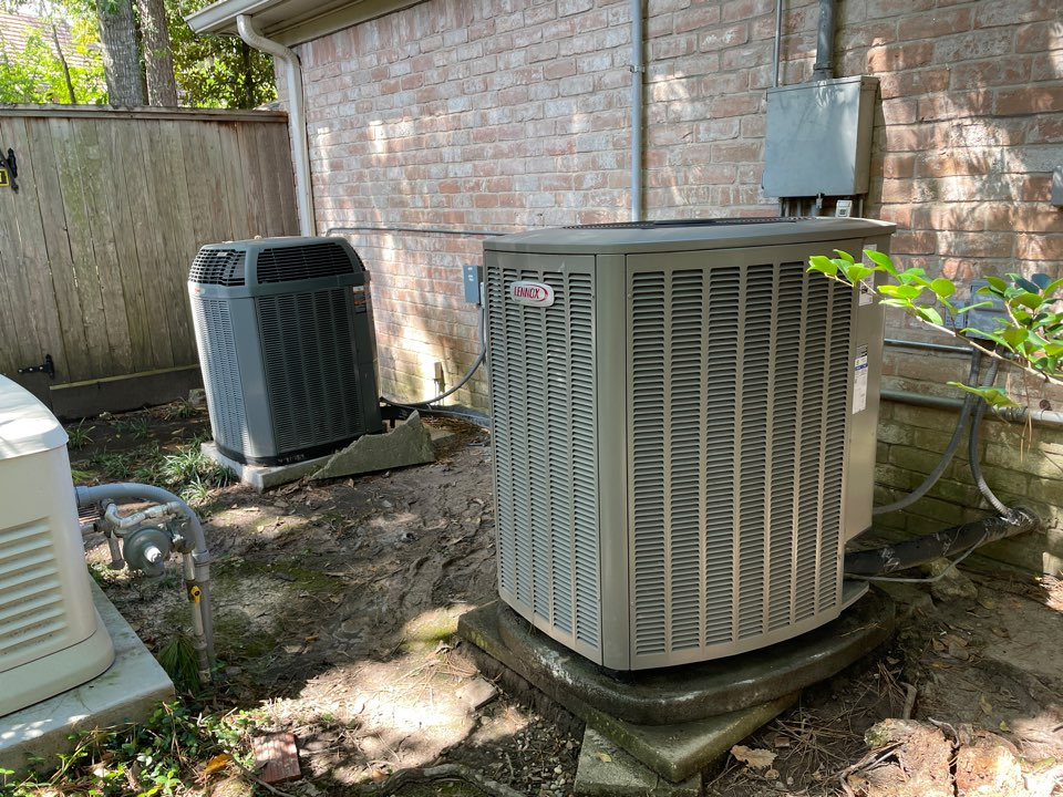 Houston, TX - Performed error code service and completed outdoor preventative maintenance for two systems