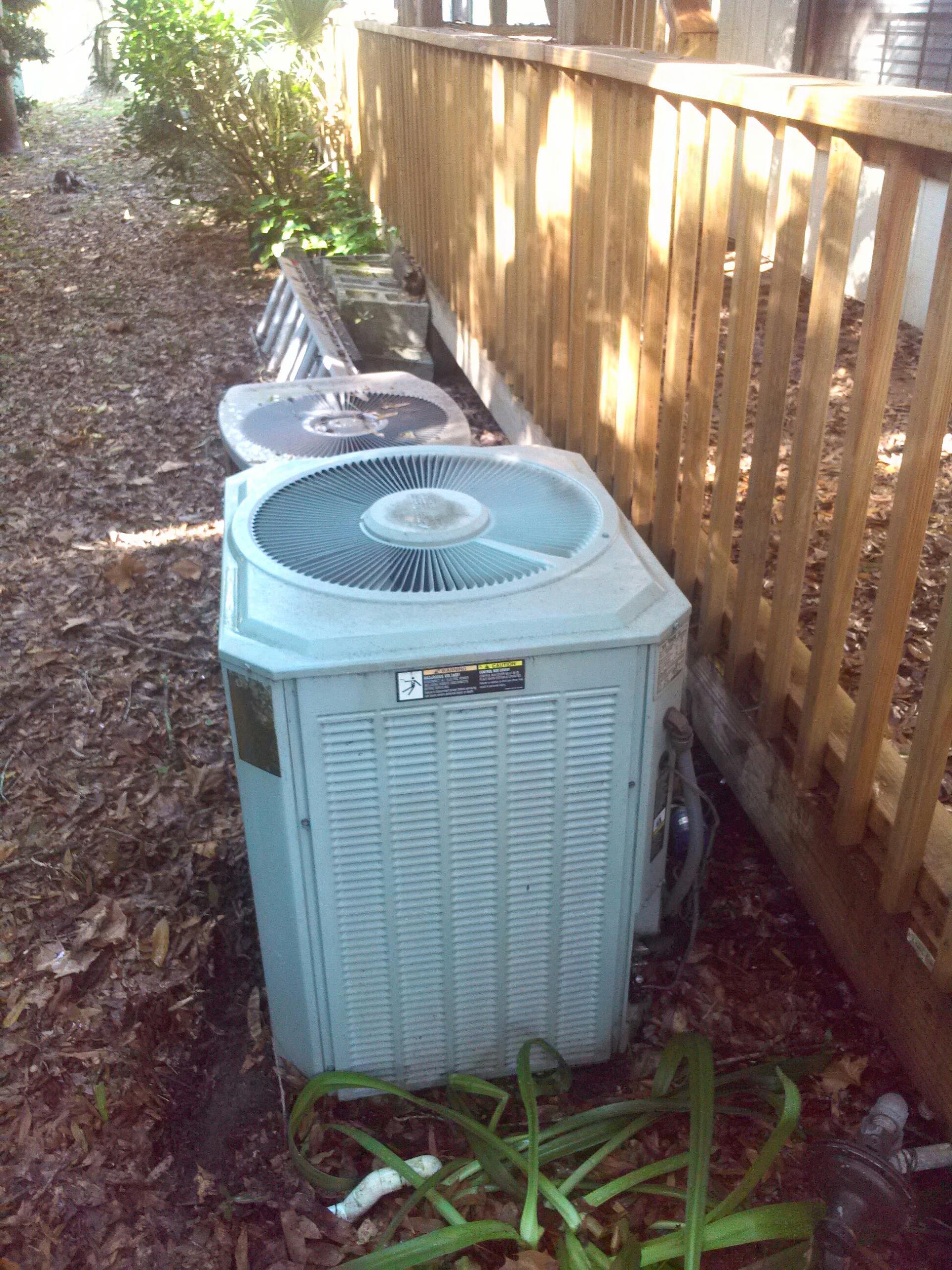 Palm Valley, FL - Preventative maintenance on Trane gas furnace.