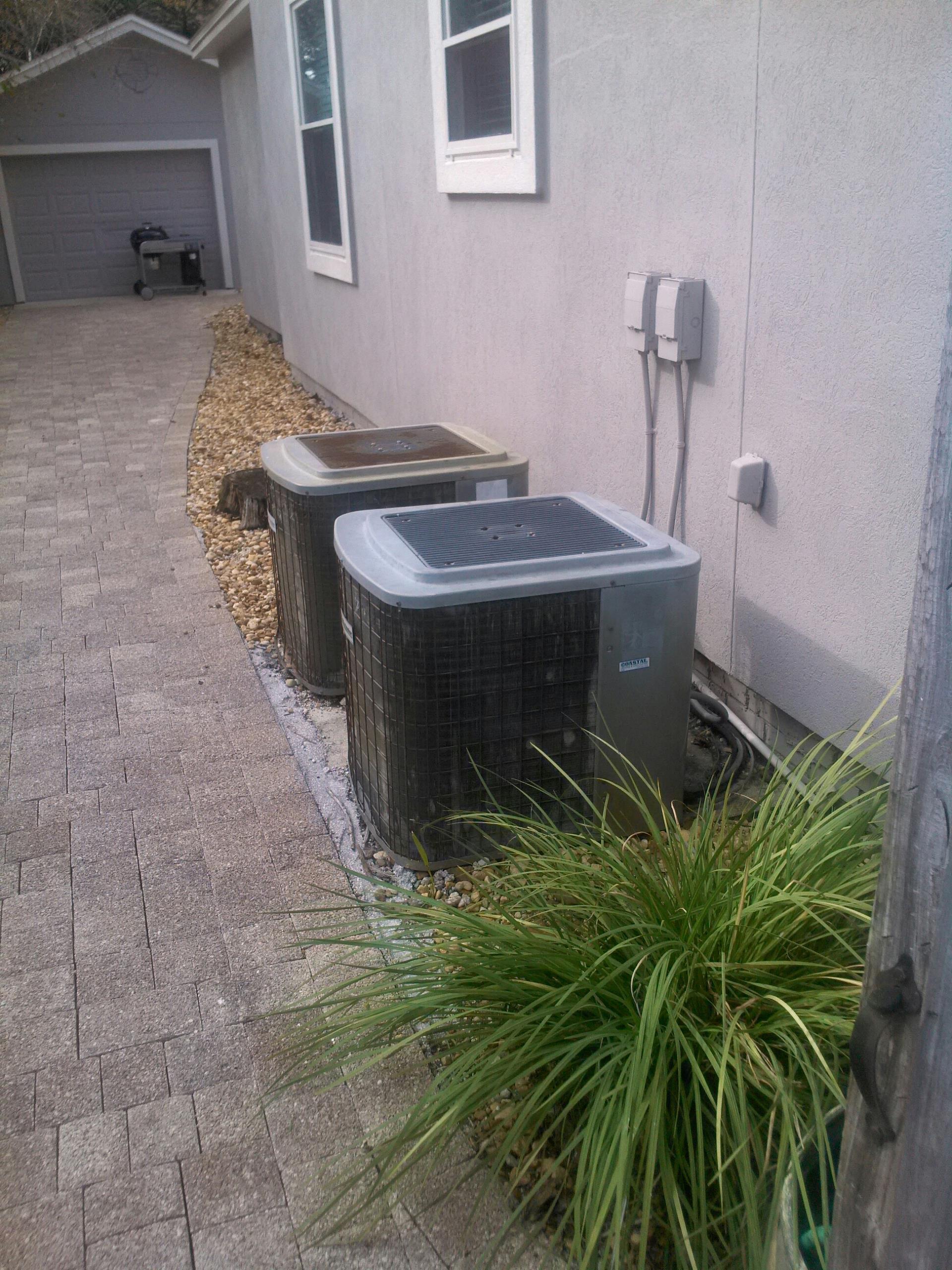 Neptune Beach, FL - Performed maintenance on 2 Comfortmaker heat pump systems