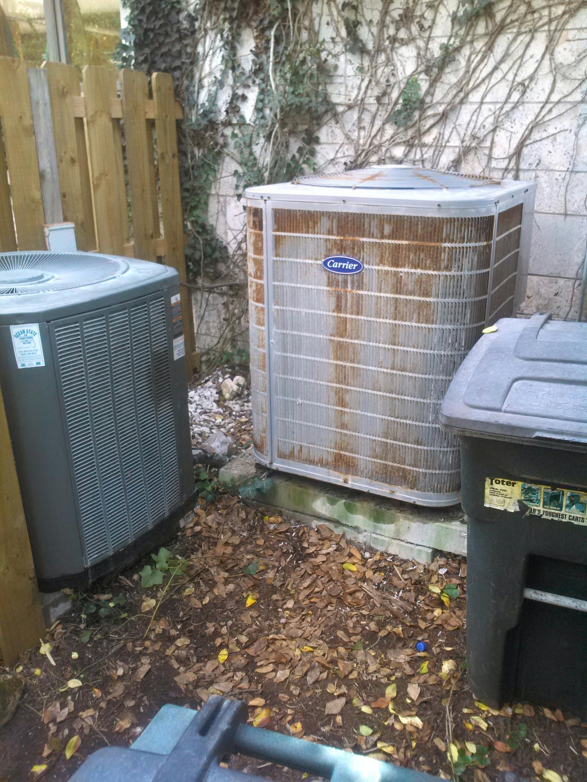 Ponte Vedra Beach, FL - Performed maintenance and repair on three heat pump systems