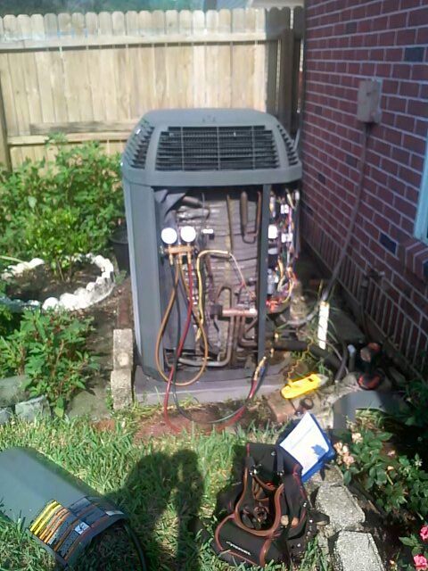 Jacksonville, FL - A/c maintenance