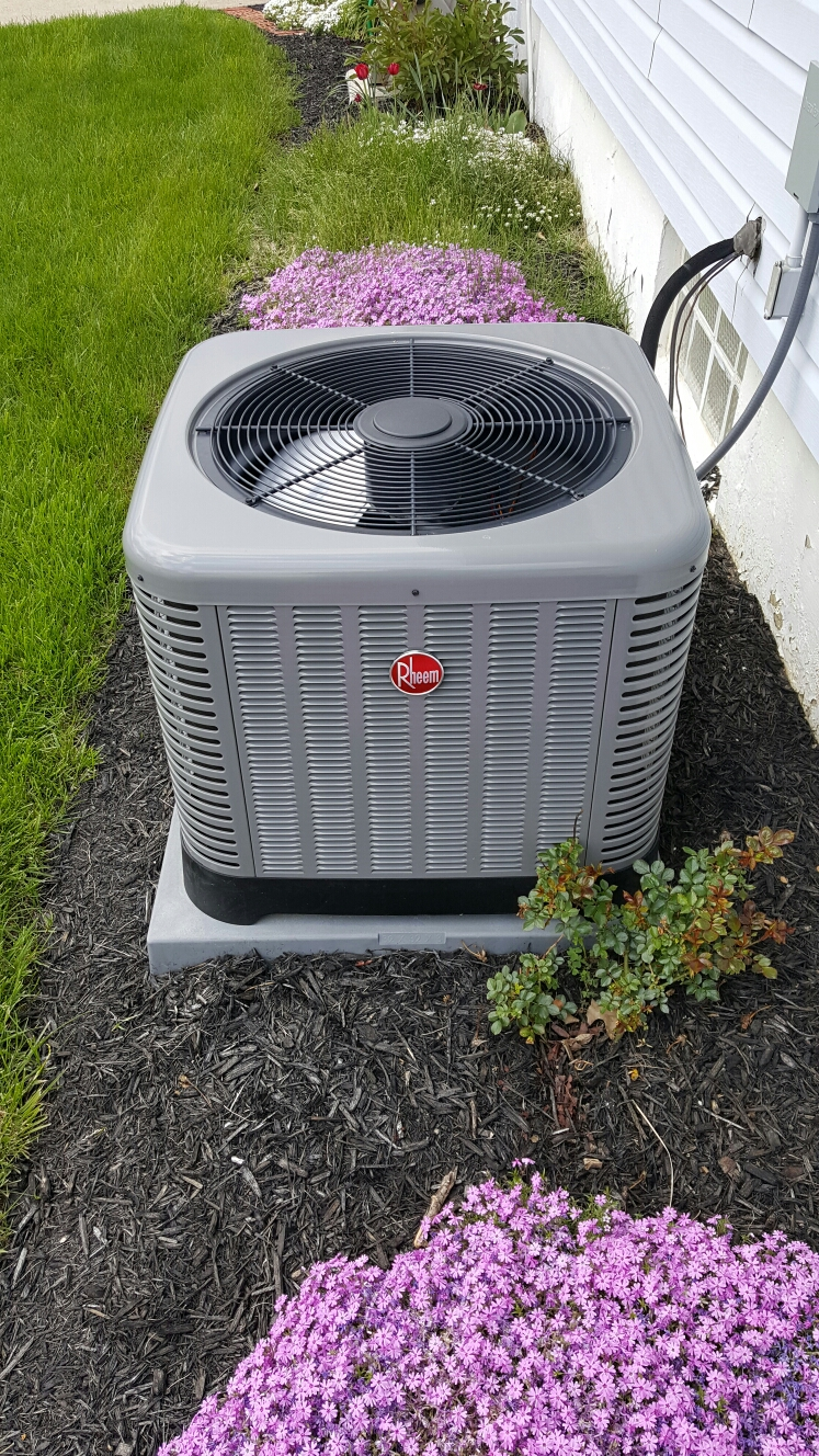 A/C cleaned and check.