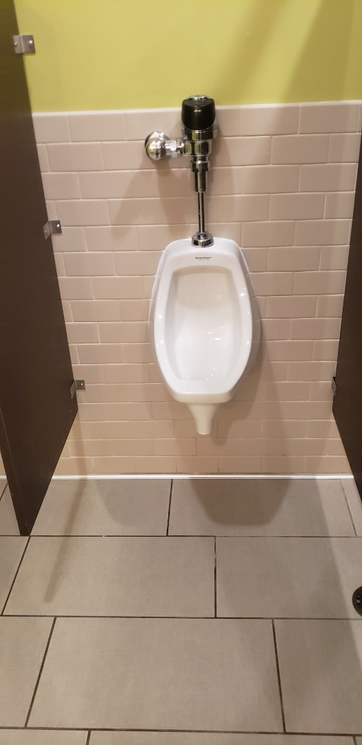 Summerville, SC - Replaced leaking American standard urinal gasket