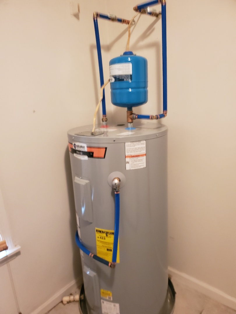Johns Island, SC - Installed new 50 gallon electric water heater