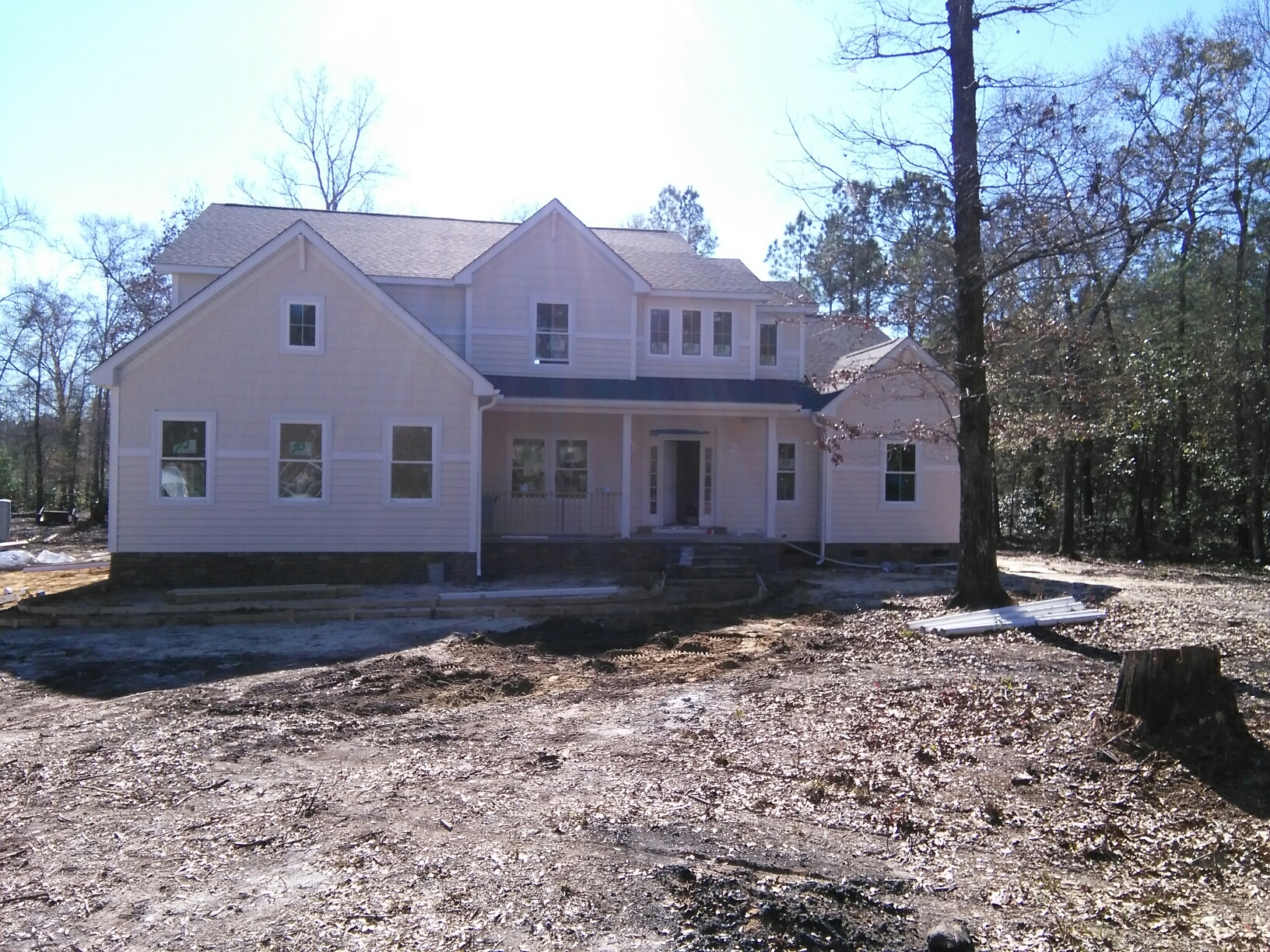 Ravenel, SC - New construction home by Plumbpro