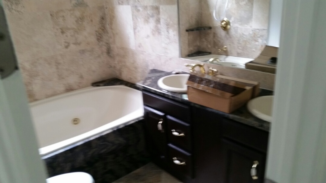 Johns Island, SC - Estimate to remodel bathroom