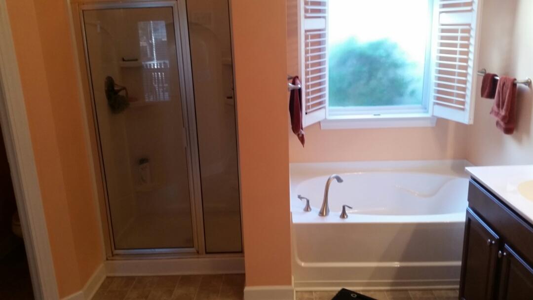 Moncks Corner, SC - Estimate to install walk in shower