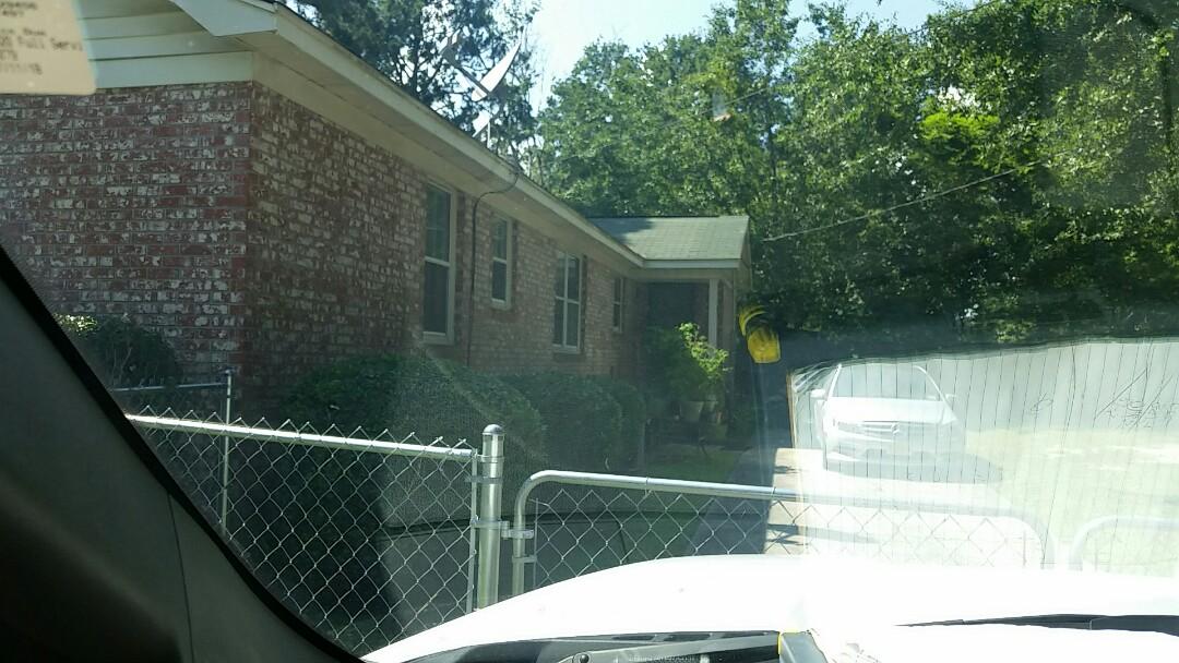 North Charleston, SC - Repaired broken sewer line