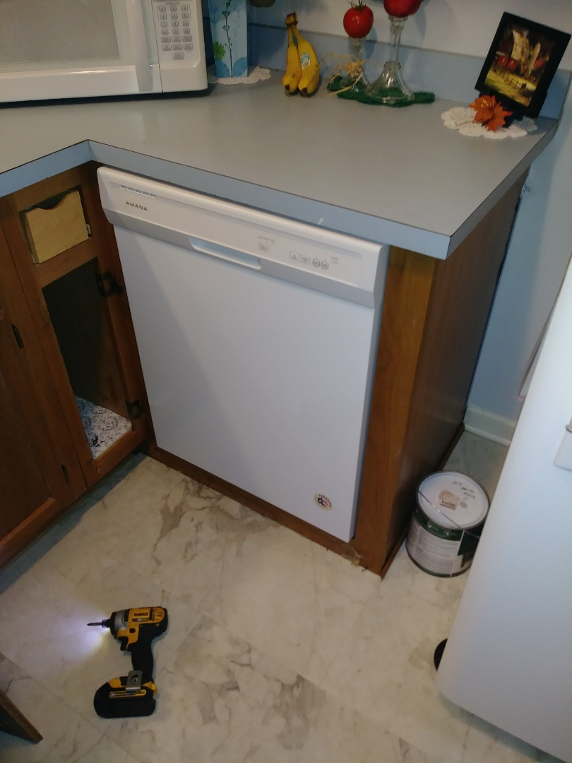 Ladson, SC - Install customer supplied dish washer