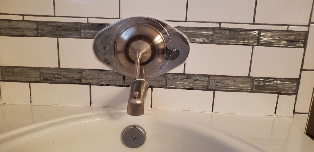 Goose Creek, SC - Installed new moen position temp shower valve and remodel plate