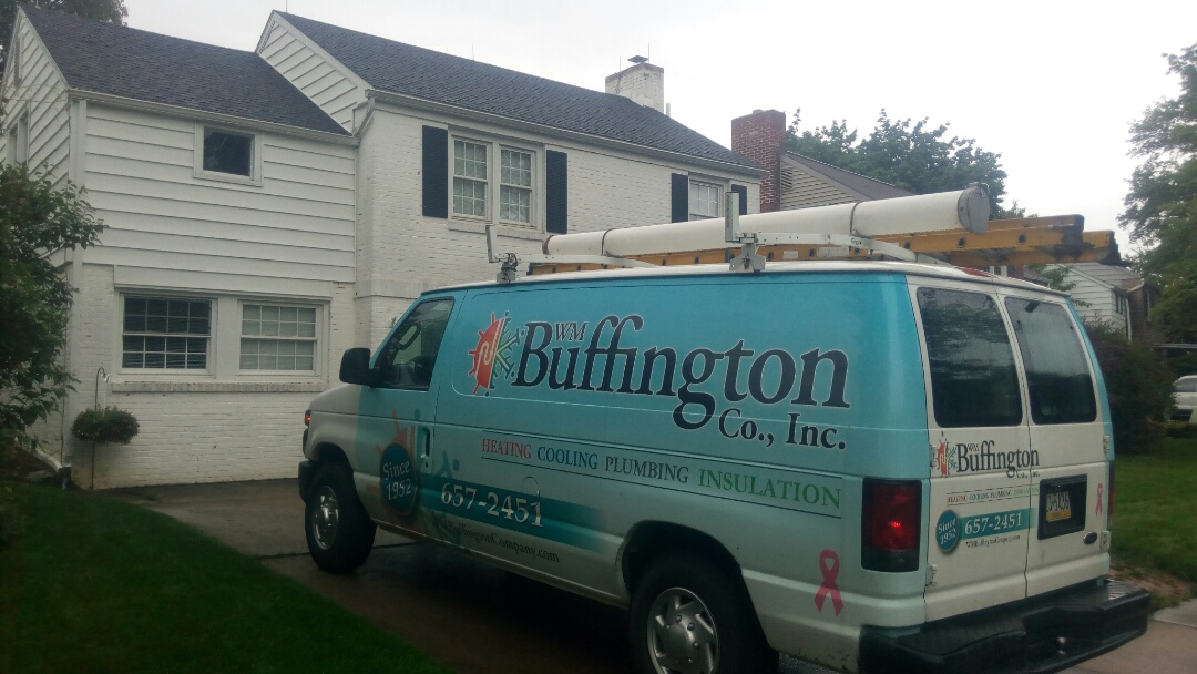 Camp Hill, PA - Helping to keep our customer's air conditioning system running efficiently