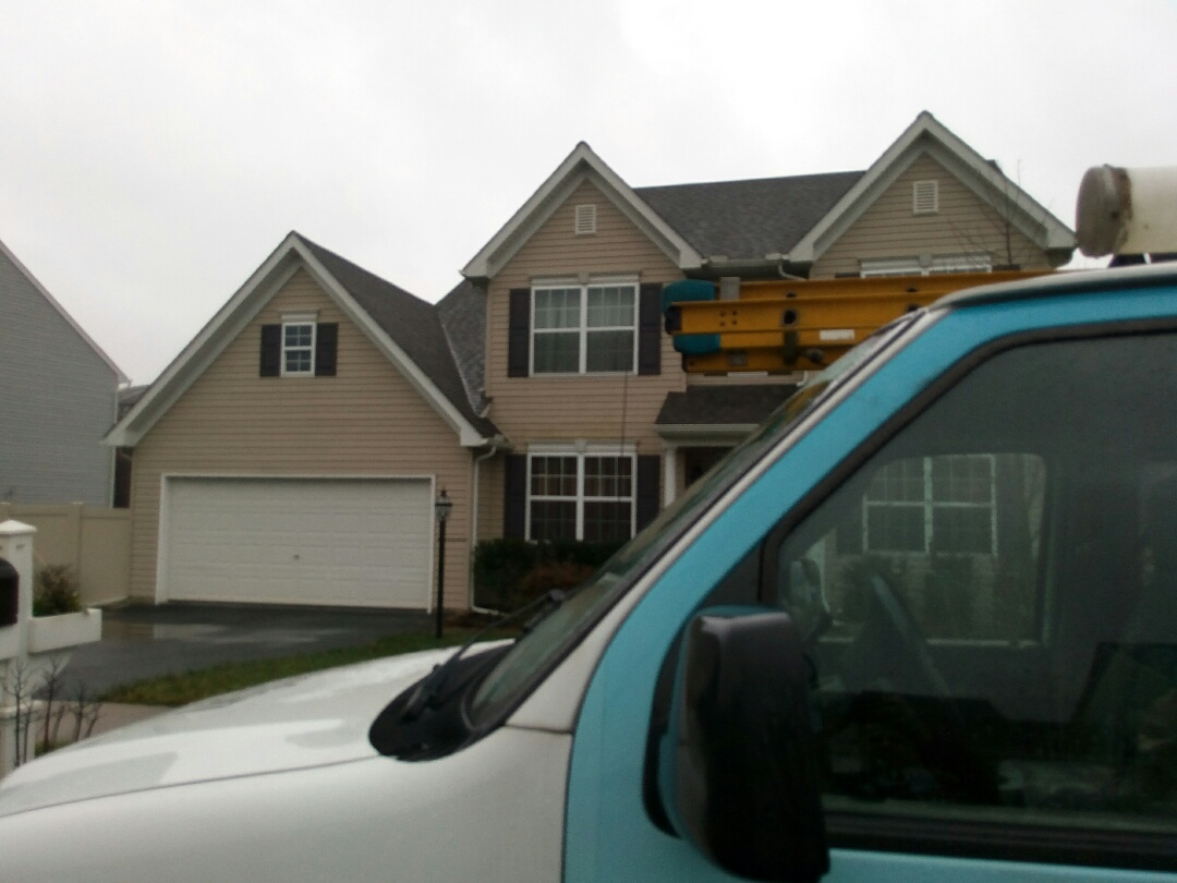 Harrisburg, PA - Performing a planned maintenance visit and check of the Amana gas furnace system