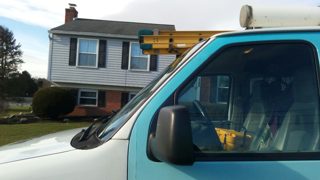 Harrisburg, PA - Maintaining and cleaning Mitsubishi ductless mini split systems.