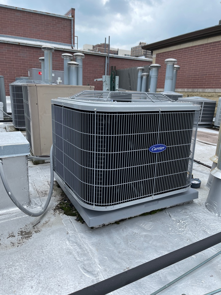 Chicago, IL - A/C and furnace install