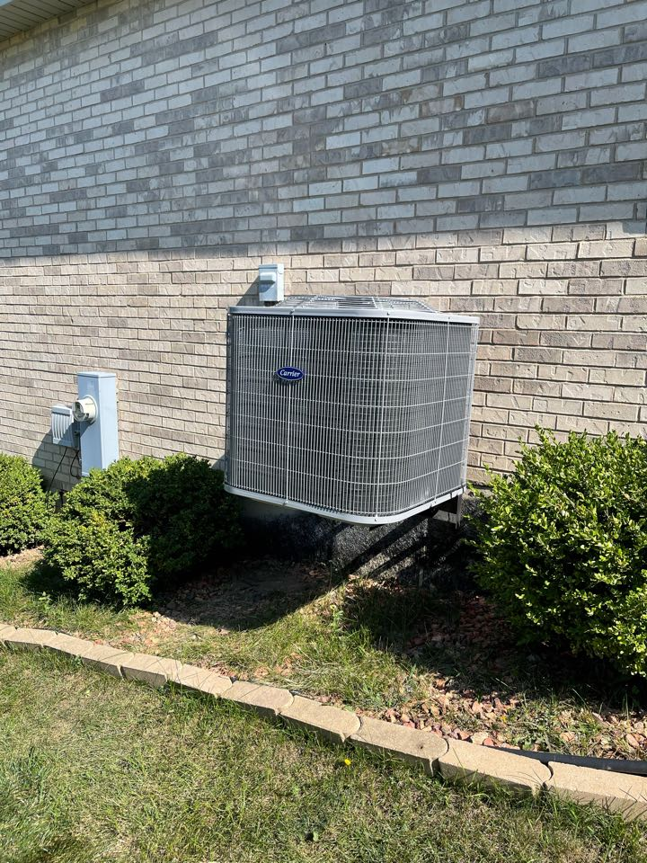 Orland Park, IL - New A/C and indoor coil
