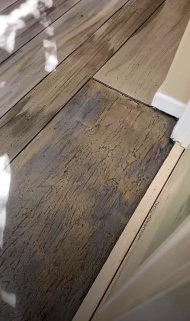 These guys did a fantastic job refinishing our entryway floor! They created a beautiful Concrete Wood floor design. The work was professional and meticulous. I would highly recommend Decorative Concrete Columbus!