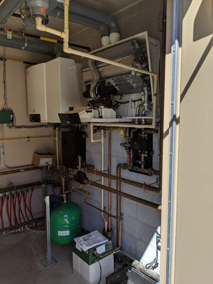 Guelph, ON - Service call to Repair commercial boiler by Buderus
