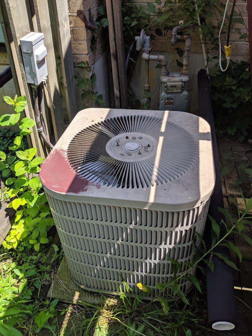 Cambridge, ON - Service call to assess or repair air conditioner