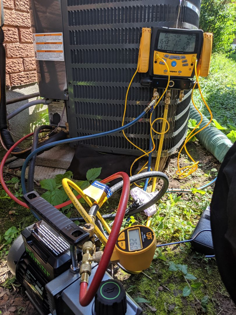 Guelph, ON - AC Service Repair new air conditioner