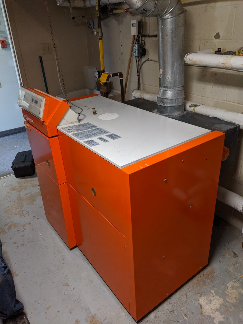 Kitchener, ON - Annual maintenance Commerical Boiler Maintenance and cleaning