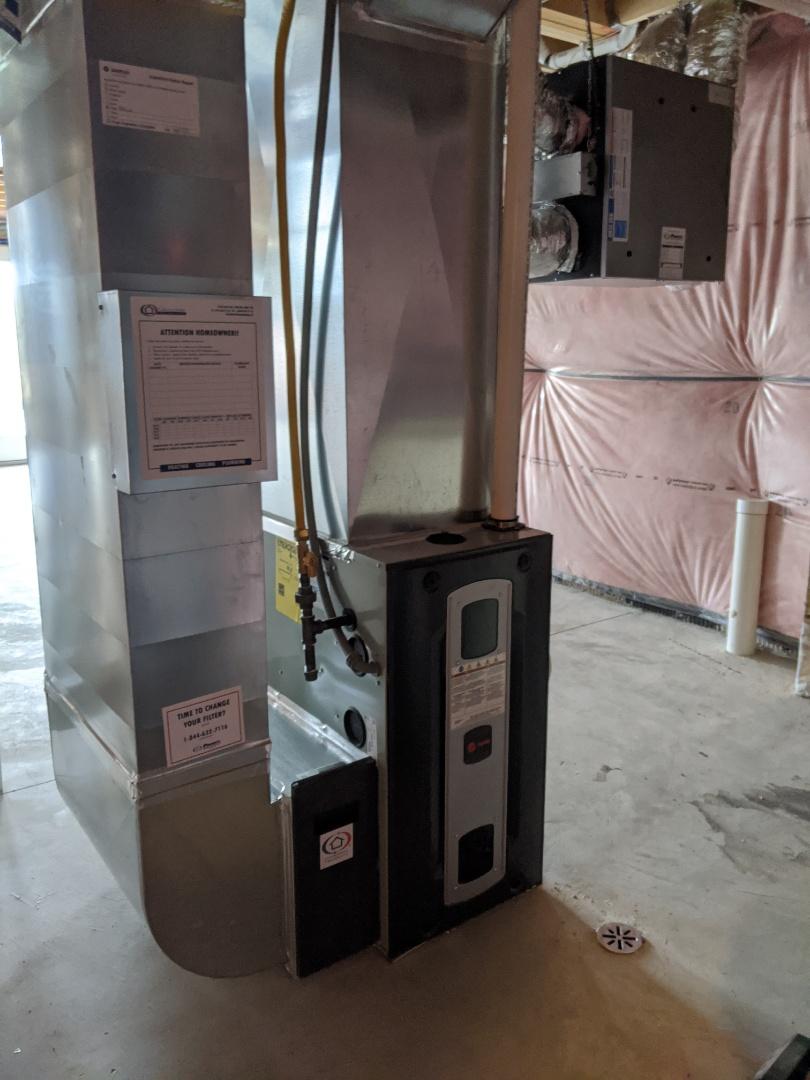 Estimate for new air conditioner