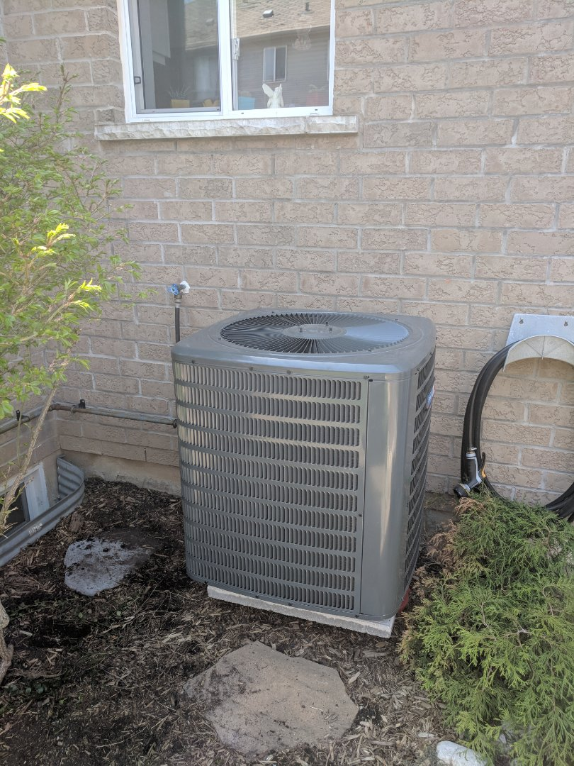 Milton, ON - Service Call to Replace Evaporator Coil