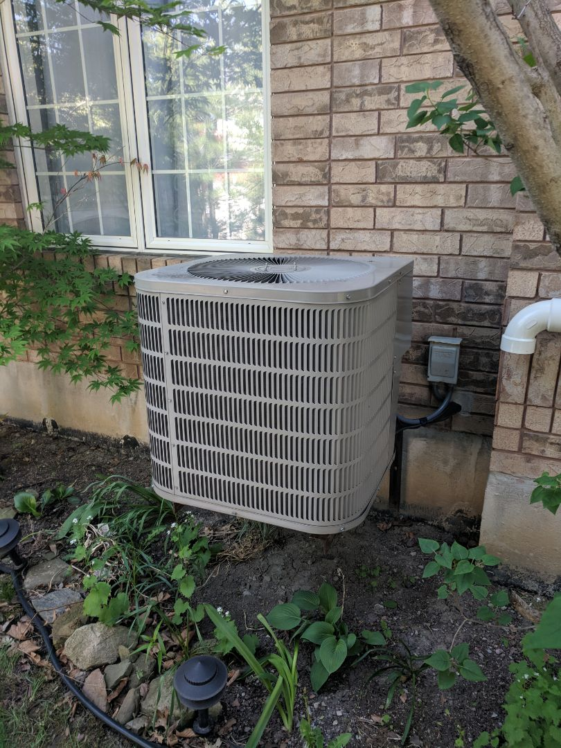 Milton, ON - Service Call to repair Air conditioner