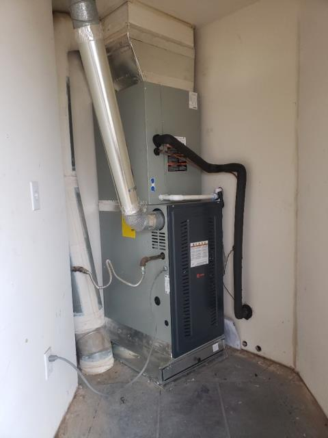 Carefree, AZ - What a pleasure serving you Mr. Sample!  Your Installation of your brand new Trane 4 Ton Gas Split A/C system turned out Great!  We really appreciate you allowing us to keep you comfortable!