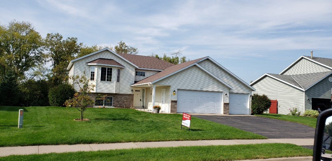 Sauk Rapids, MN - Starting next week we will replacing the roof, siding and gutters after a hail storm came through and damaged everything. Check back for transformation.