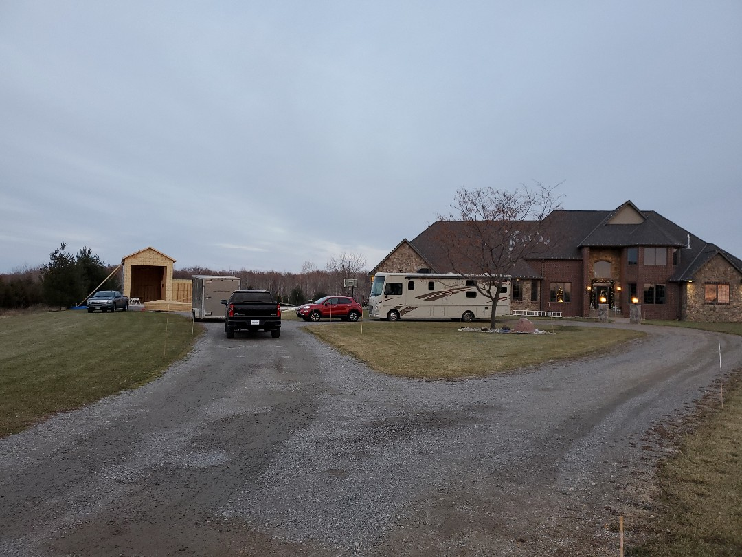 Saint Joseph, MN - New construction bid