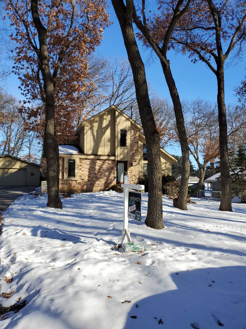 Sartell, MN - Roof inspection before purchase of new home