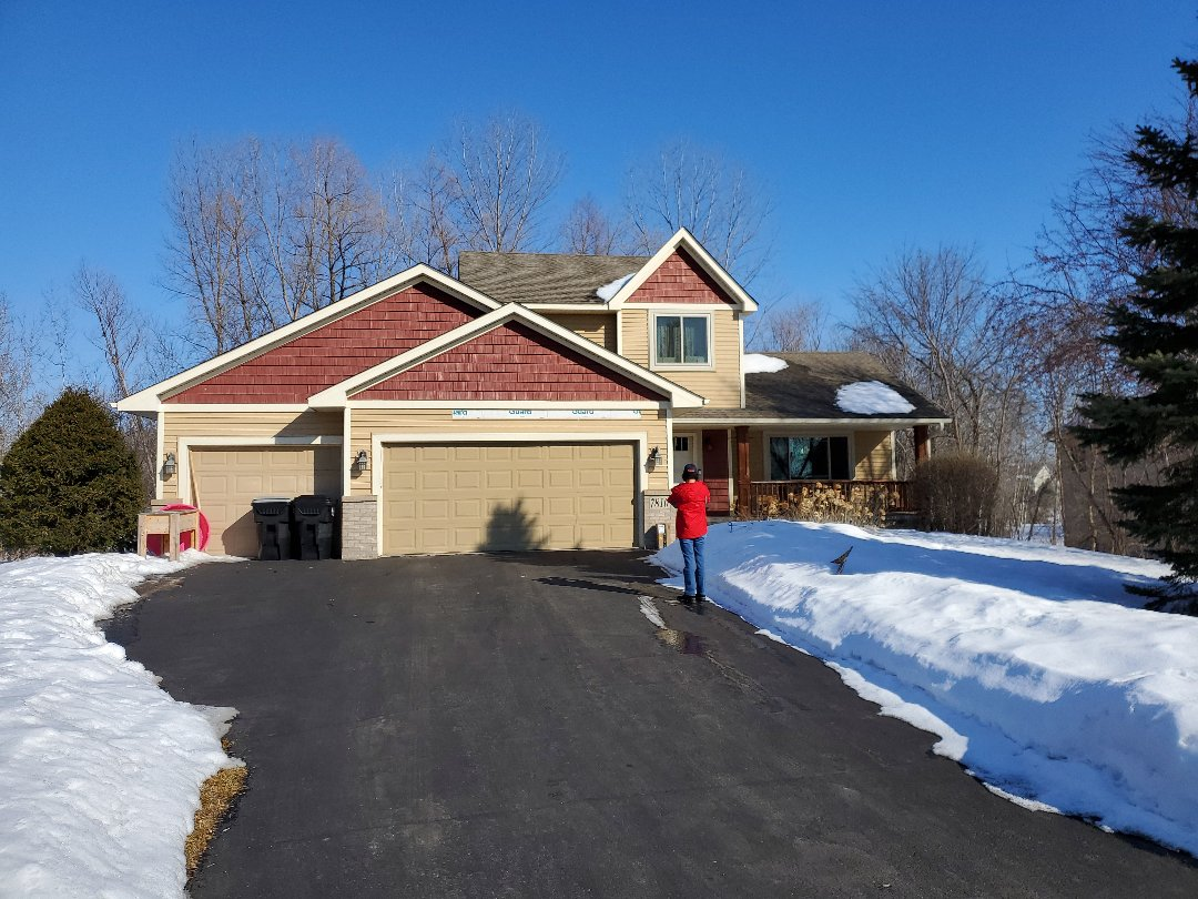 Otsego, MN - Inspection for storm damage