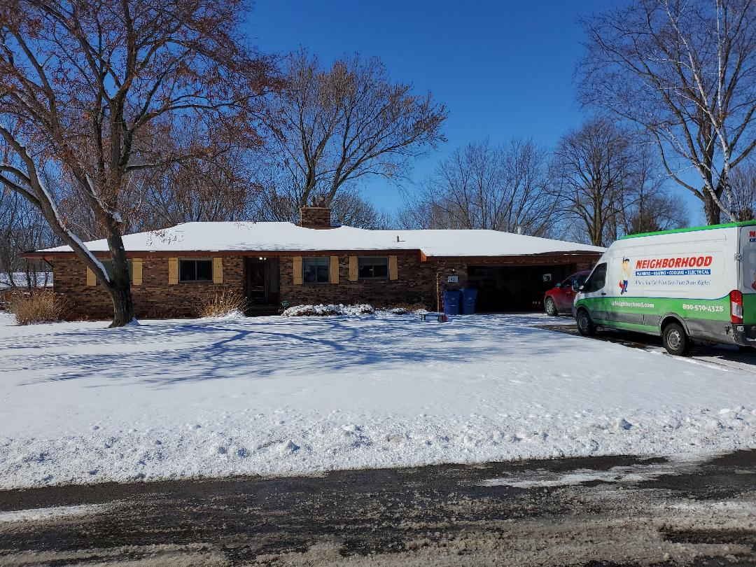 St. Cloud, MN - Roof replacement and couple other things
