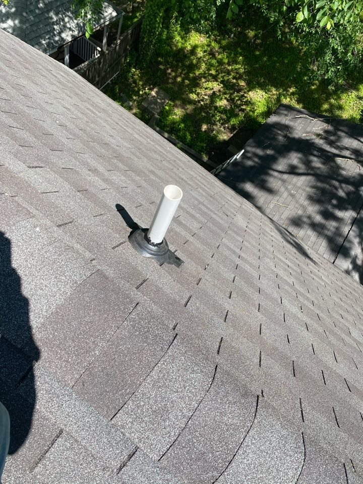 Brunswick, MD - Replacing roof pipe boots