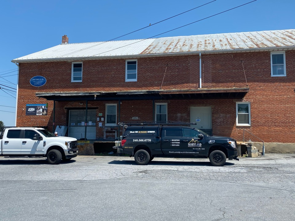 Middletown, MD - Roof assessment