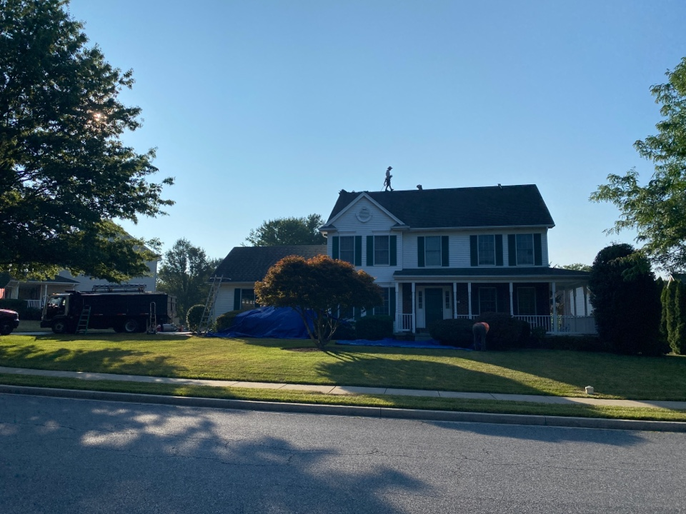 Walkersville, MD - Shingle replacement
