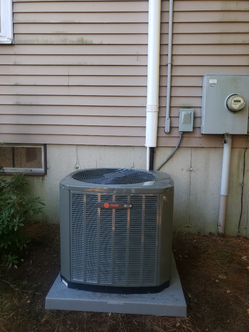 Guilford, CT - New Trane AC install, heat-flo indirect, and Mitsubishi mini split with heat pump!