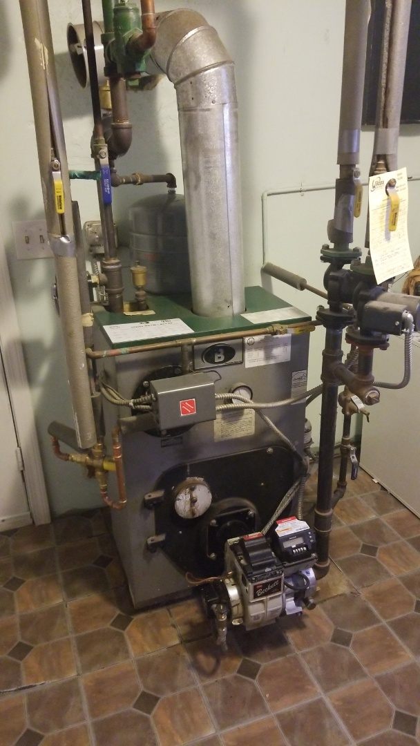 Madison, CT - Peerless Boiler Tune Up