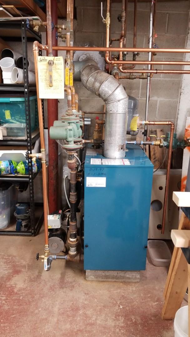 Guilford, CT - Burnham Boiler Tune Up