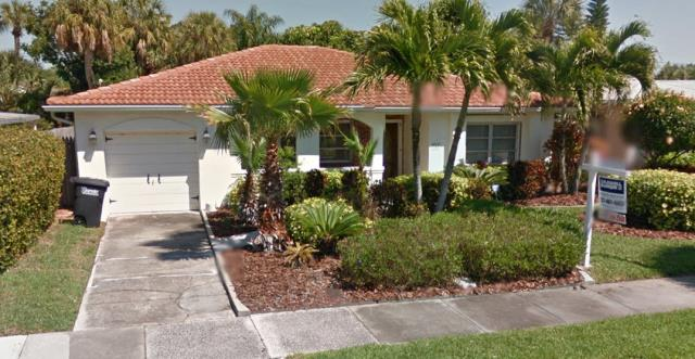 Clearwater, FL - For this job we performed both interior and exterior painting services.  From stucco repair to drywall repair and painting all of the doors, windows, trim and walls.  This was a complete house painting project.