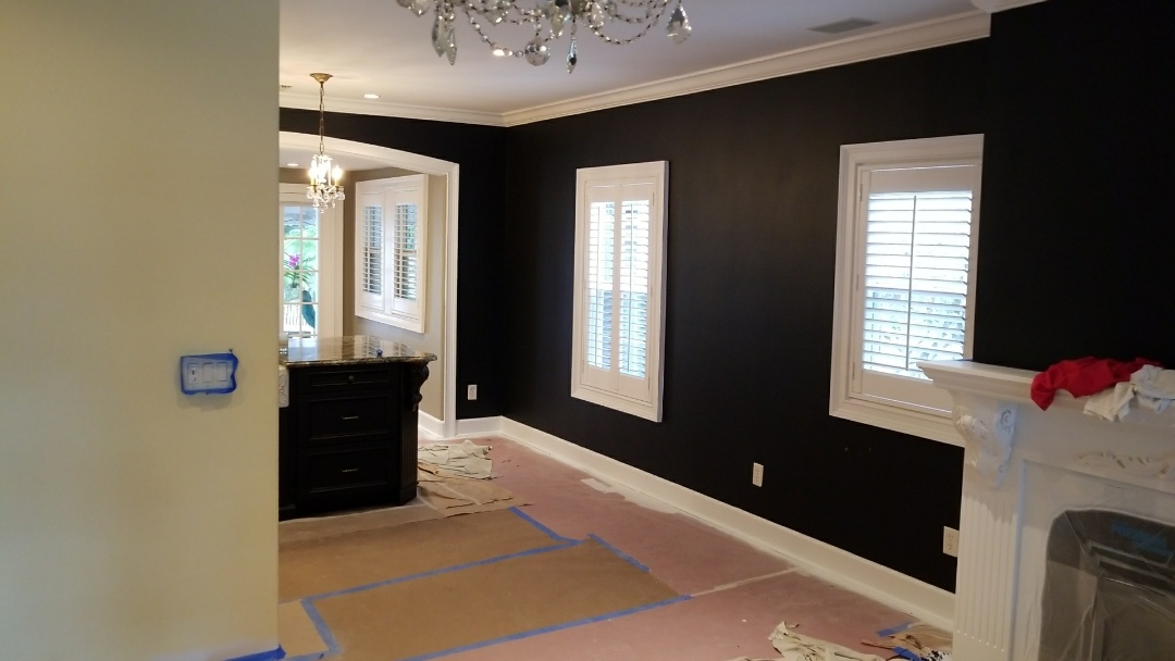 Saint Petersburg, FL - Almost done with the entire inside of this home