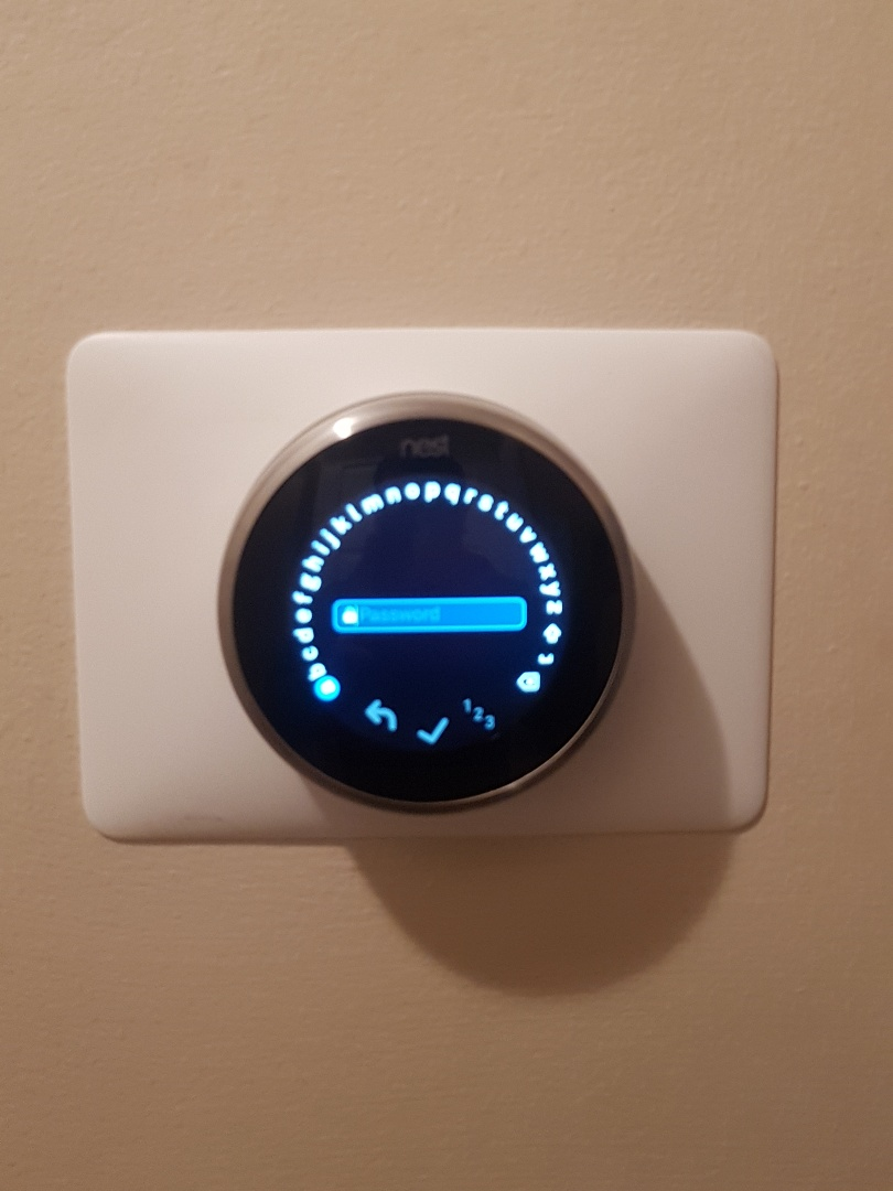 Los Angeles, CA - working in Granada Hills put Nest thermostat and did full AC tuneup